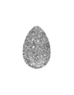 MESAUDA SEMIPERMANENTE MINI 47 GLITTER ARGENTO 5 ML