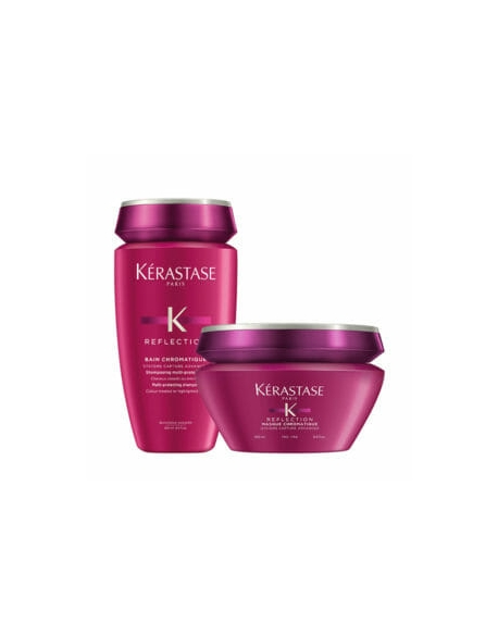 KERASTASE KIT CHROMATIQUE SHAMPOO + MASCHERA