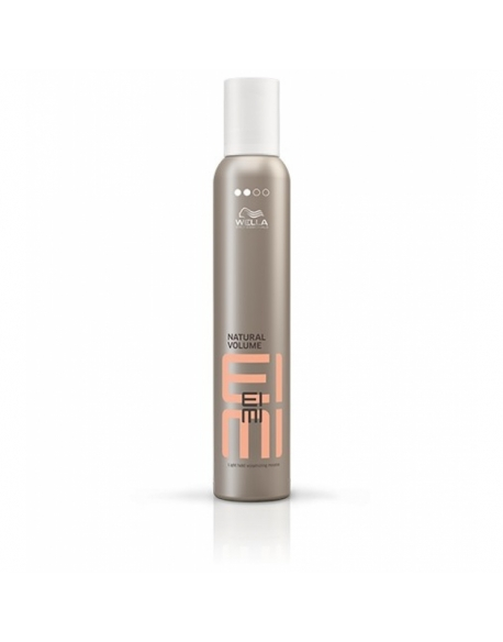 WELLA MOUSSE EIMI HAIR STYLE NATURAL VOLUME WET 300ML