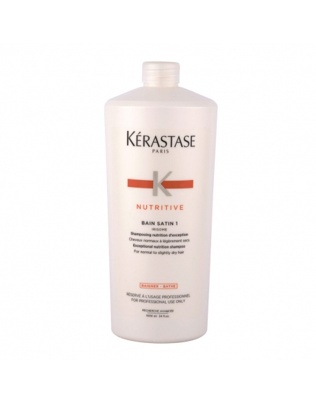 KERASTASE NUTRITIVE SHAMPOO SATIN 1 1000 ML