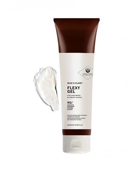 DEAR BEARD MAN S GLORY FLEXY GEL MODELLANTE 150ml