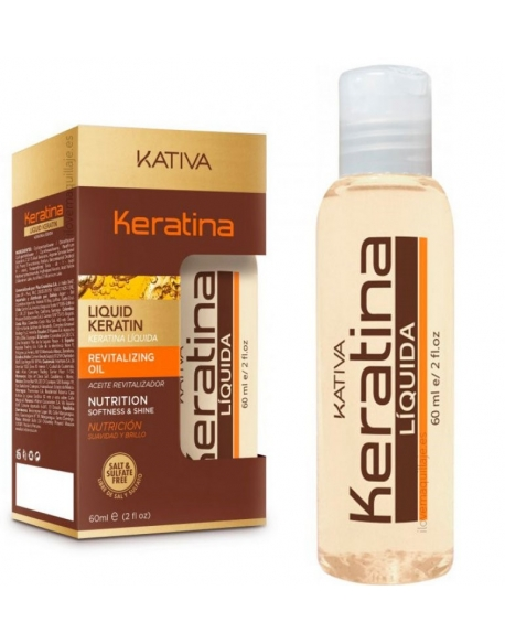 KATIVA KERATINA LIQUIDA NUTRITION REVITALIZING 60 ML
