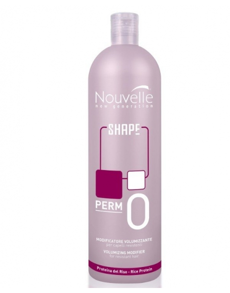 NOUVELLE PERMANENTE X-SHAPE CAPELLI DIFFICI N.0 1000ML